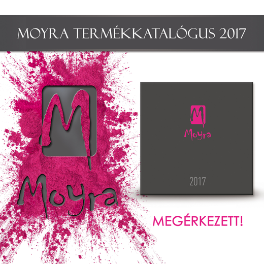 Moyra Termékkatalógus 2017!