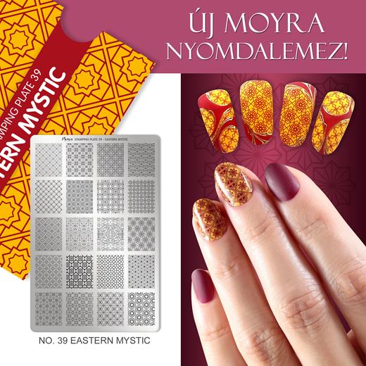 Moyra Nyomdalemez No. 39 Eastern Mystic