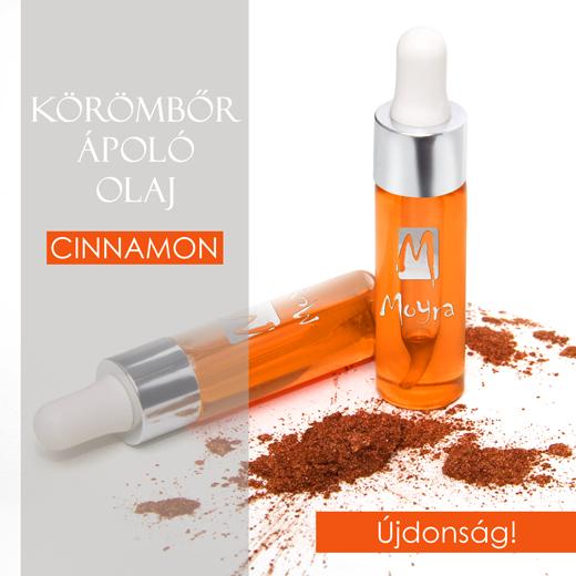 Körömbõr ápoló olaj, cinnamon