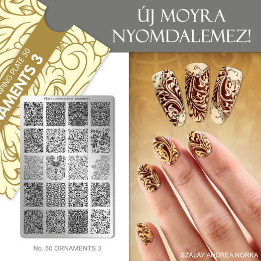 Új Moyra Nyomdalemez!