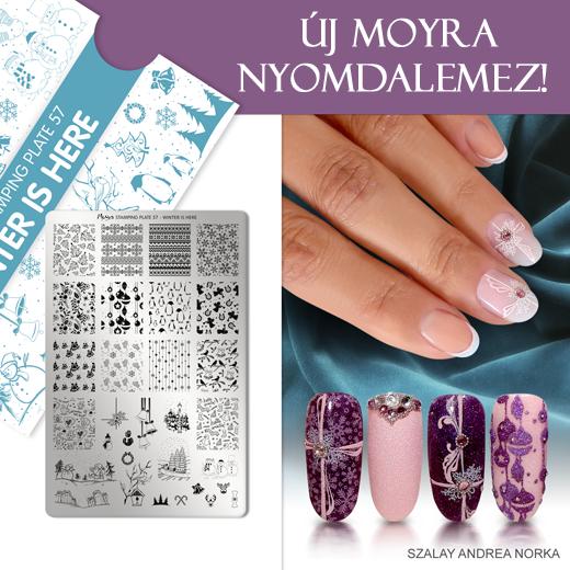 Új Moyra Nyomdalemez: No.57 Winter is here!