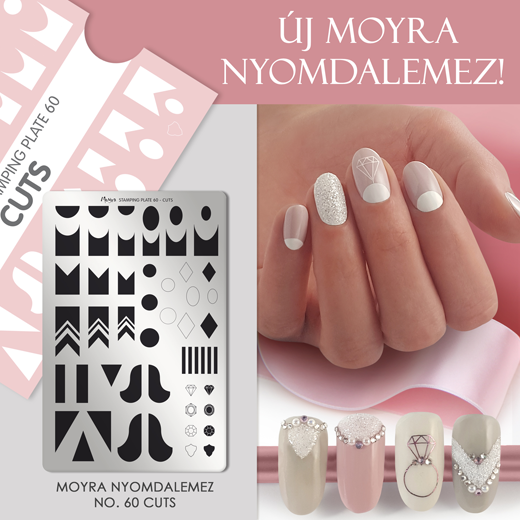 Új Moyra Nyomdalemez: No.60 Cuts!