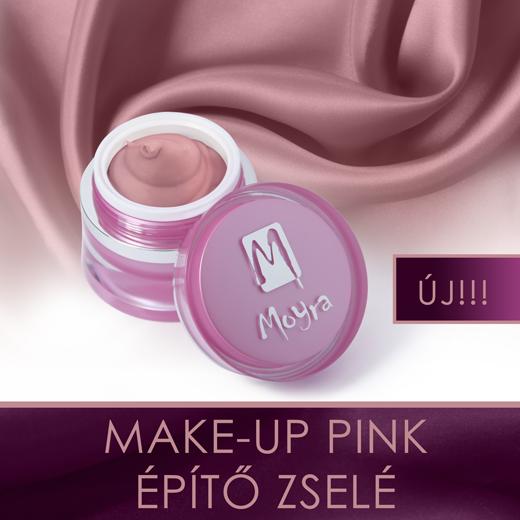 Újdonság: Moyra Fedõzselé Make-Up Pink!