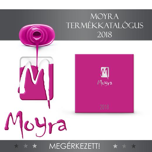 Megérkezett az új Moyra Termékkatalógus!