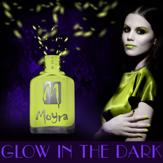Moyra Glow in the dark