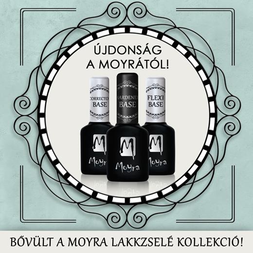 Új Moyra Lakkzselék!