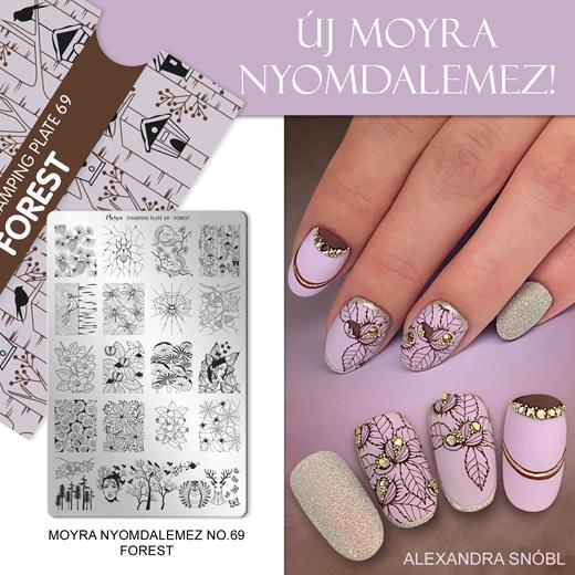 Új Moyra Nyomdalemez: No.69 Forest!