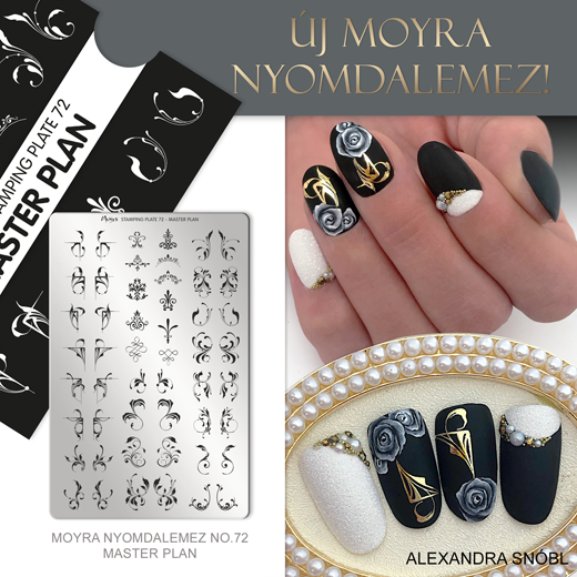 Új Moyra Nyomdalemez: No.72 Master plan!