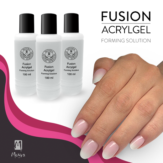 Moyra Fusion Acrylgel Forming Solution